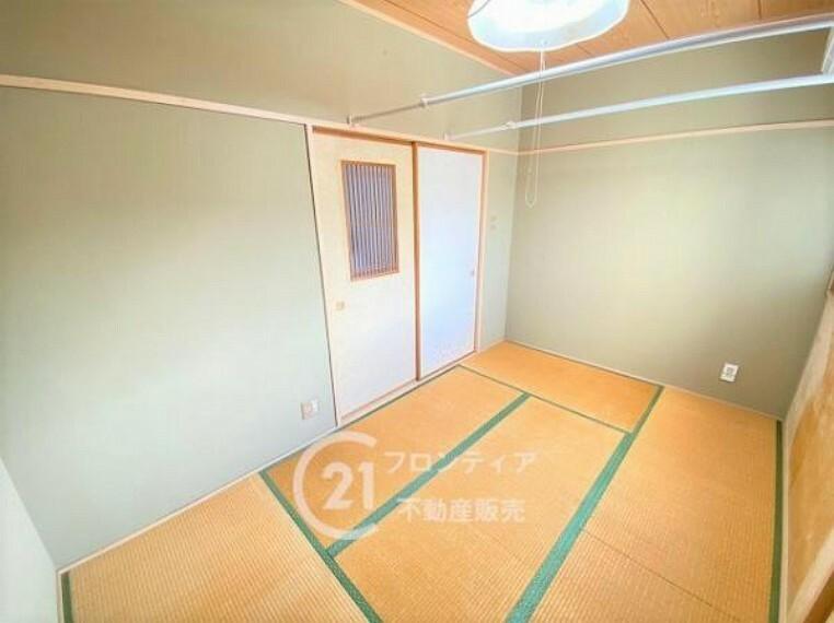 和室 \リフォーム前の写真です/家賃とローンの支払い比較相談も随時受付中!