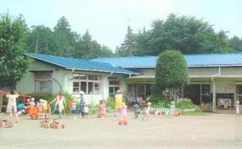 幼稚園・保育園 【保育園】上境保育所まで4402m