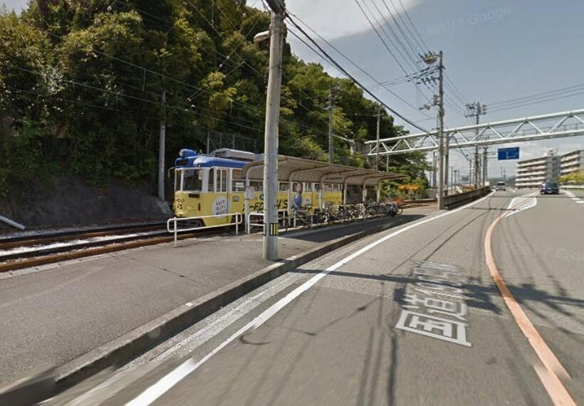 【駅】領石通まで380m