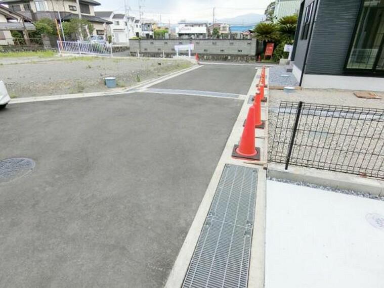現況写真 交通アクセスは小田急線「開成」駅を利用頂けます。