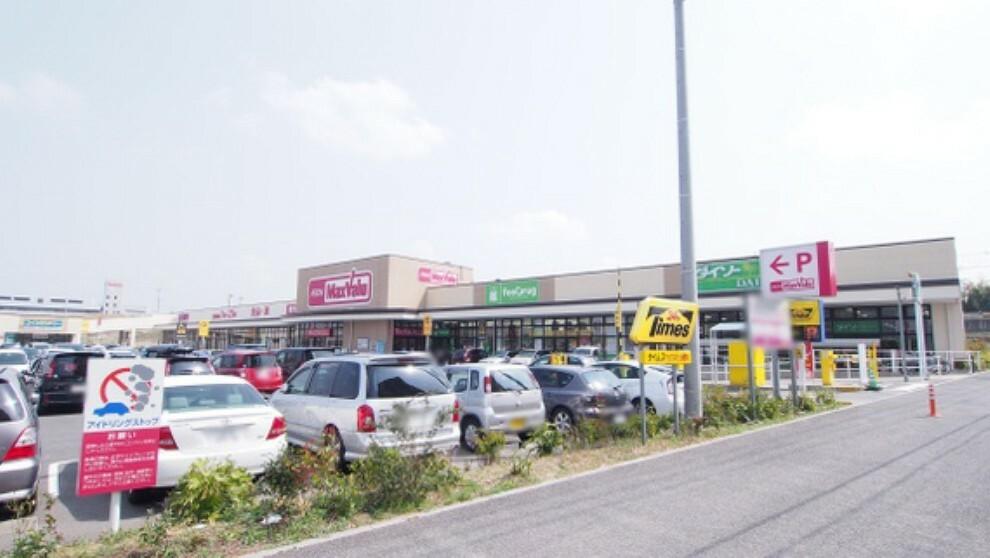 ショッピングセンター マックスバリュ米野木店まで徒歩約22分。(約1700m)