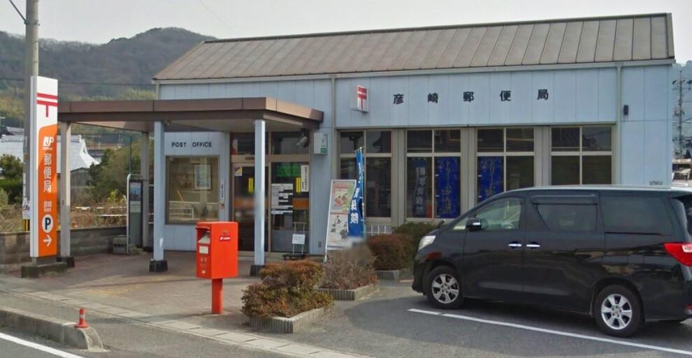 郵便局 窓口営業時間は9:00~17:00です!駐車場は3台まで駐車可能ですよ