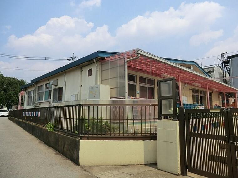 幼稚園・保育園 さいたま市立保育健康福祉局子ども未来方片柳保育園