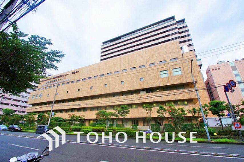 病院 横浜市立大学附属市民総合医療センター  距離1900m