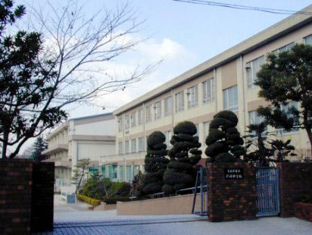中学校 名古屋市立中学校 新郊中学校 愛知県名古屋市南区呼続4丁目4-8