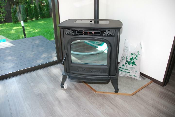 冷暖房・空調設備 薪ストーブ