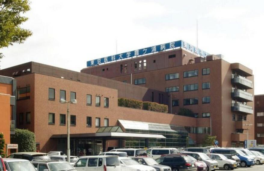 病院 東京医科大学茨城医療センター