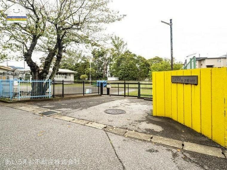 幼稚園・保育園 八千代台西保育園 距離560m