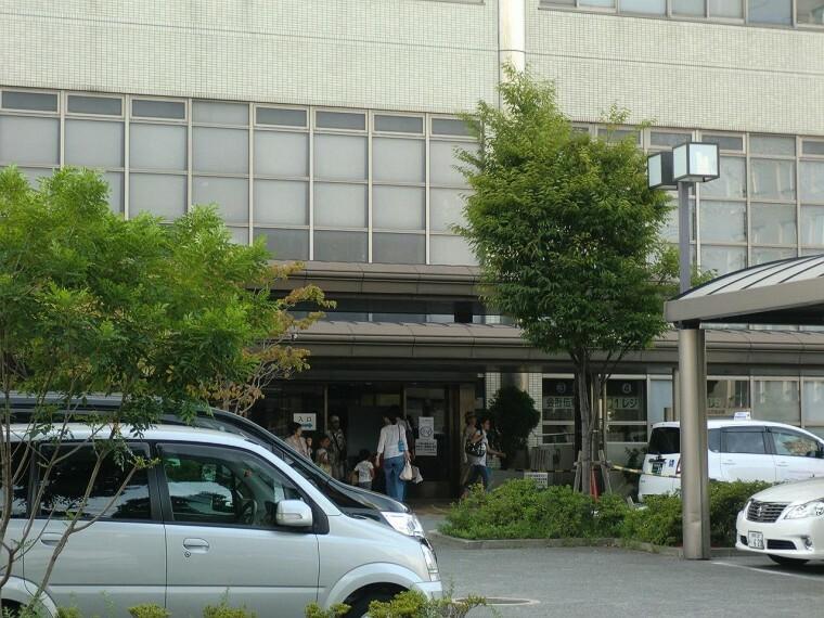 病院 【総合病院】兵庫県立西宮病院まで489m