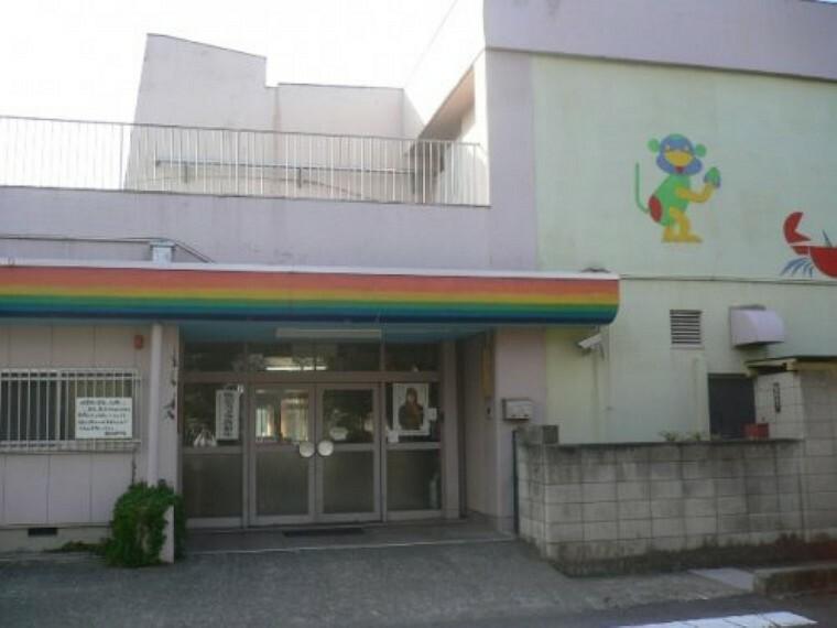 幼稚園・保育園 【保育園】蒲生保育所まで875m