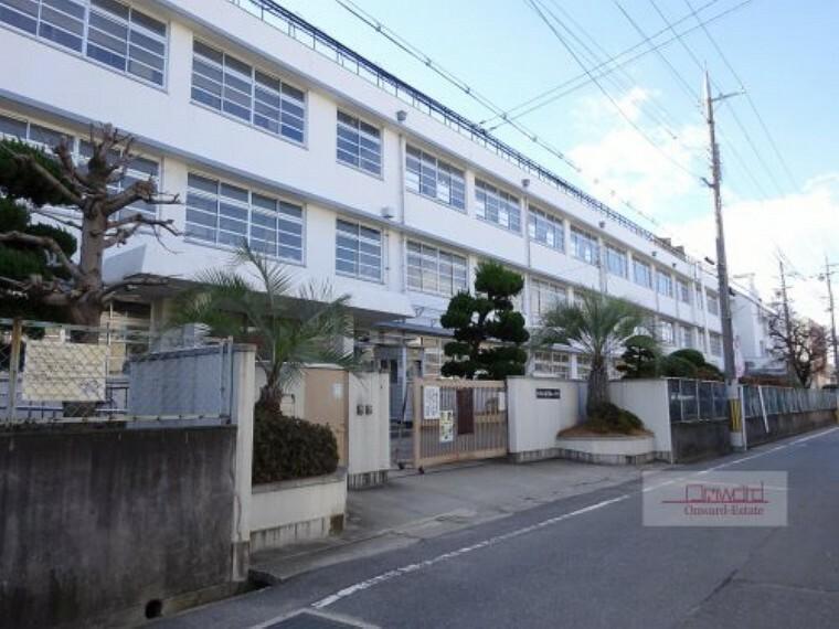 小学校 【小学校】東大阪市立長瀬南小学校まで613m