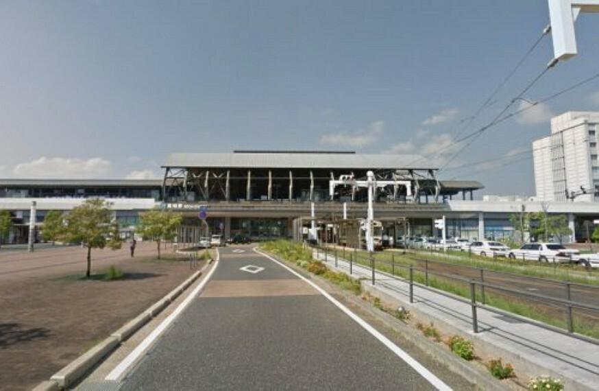 【駅】JR高知駅まで463m