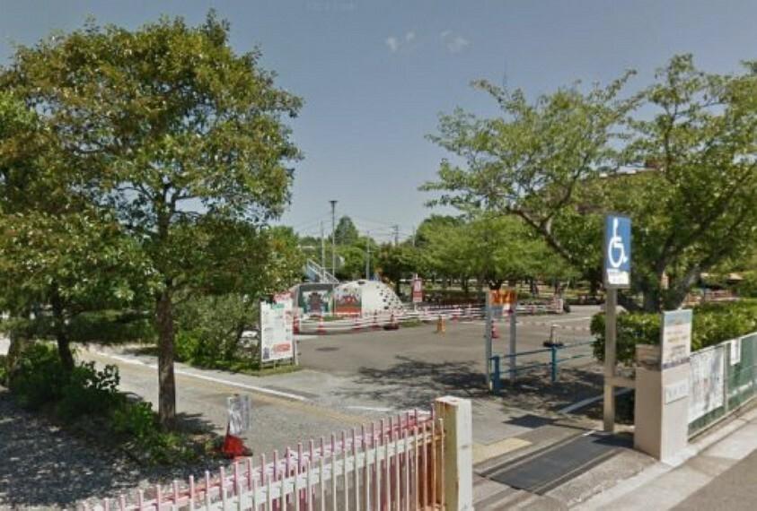 公園 【公園】比島交通公園まで755m