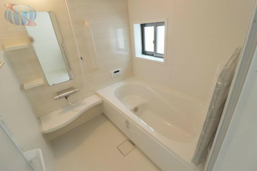 浴室 浴室乾燥つきの1坪あるゆったり浴室