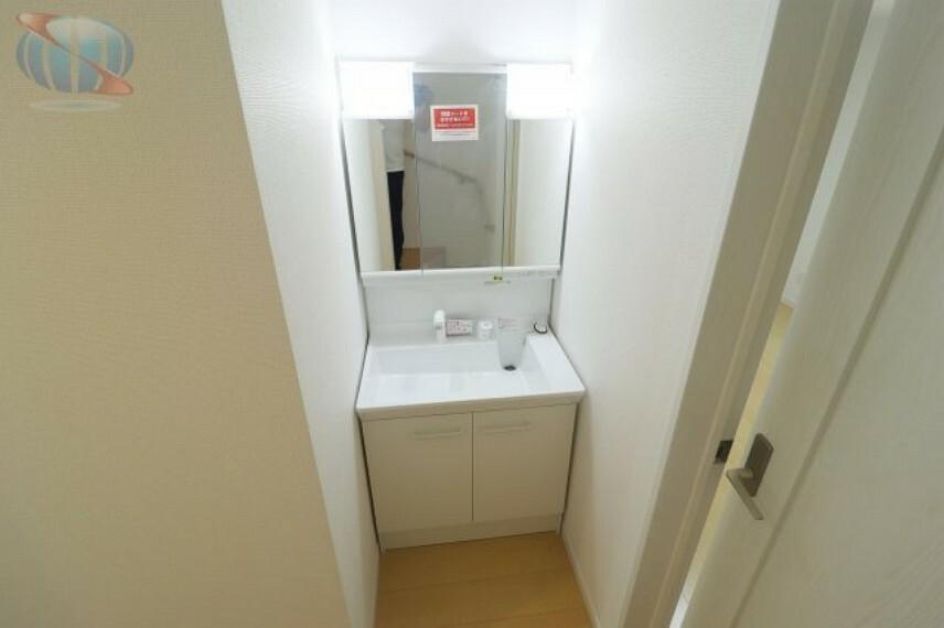 2階にも嬉しいお手洗いスペース!