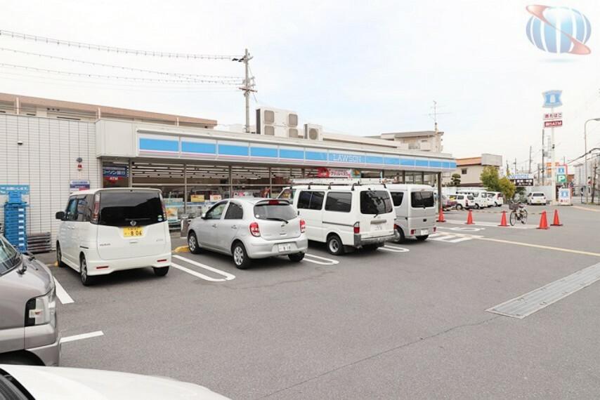 コンビニ 【コンビニエンスストア】ローソン 高槻緑町店まで526m