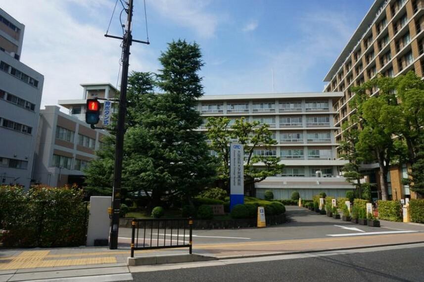 病院 【総合病院】大阪医科大学付属病院まで1055m