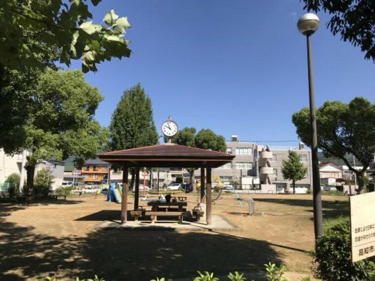 公園 【公園】塩田公園まで202m
