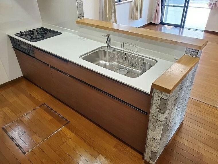 キッチン 1F:キッチン
