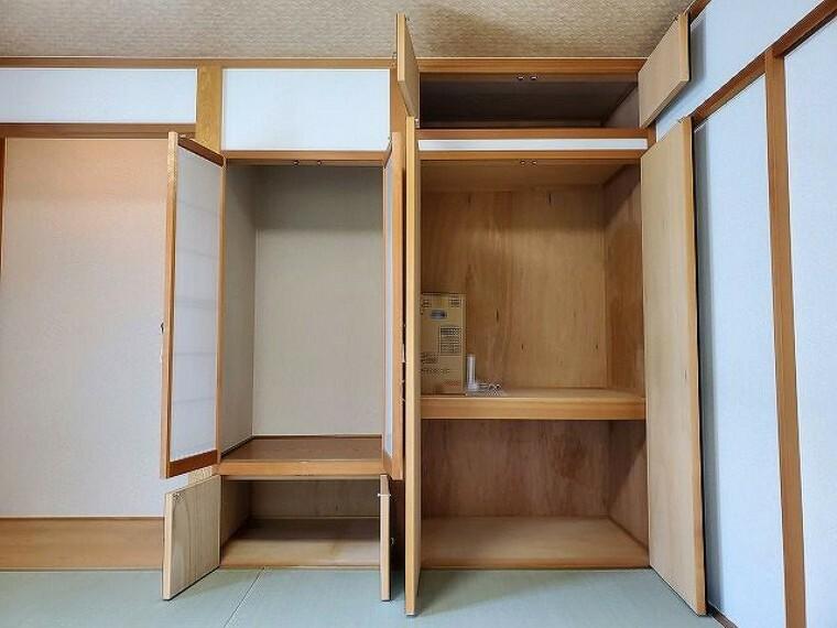 収納 1F:8和室