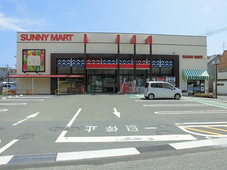 スーパー 【スーパー】株式会社サニーマート 毎日屋あたご店まで821m