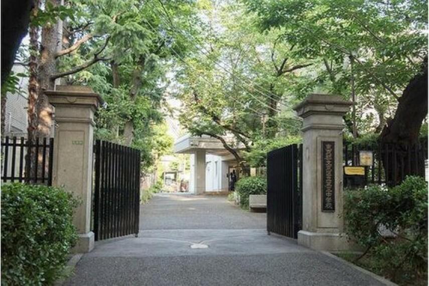 中学校 文京区立第三中学校まで500m 東京都文京区にある公立中学校。1947年に創設。