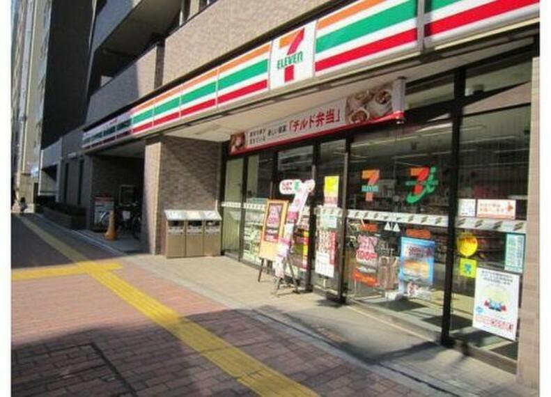 コンビニ セブンイレブン文京小石川4丁目店まで155m いつでも、いつの時代も、あらゆるお客様にとって「便利な存在」であり続けたい。 「生活サービスの拠点」となるよう力を注ぐ。