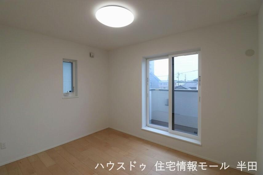 子供部屋 2階5.9帖洋室 子供部屋や書斎としても活躍する居室です
