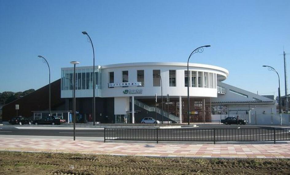 袖ケ浦駅(JR 内房線)