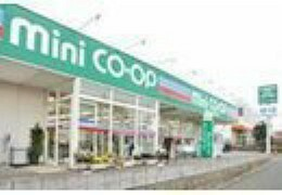 スーパー ミニコープ蔵波店