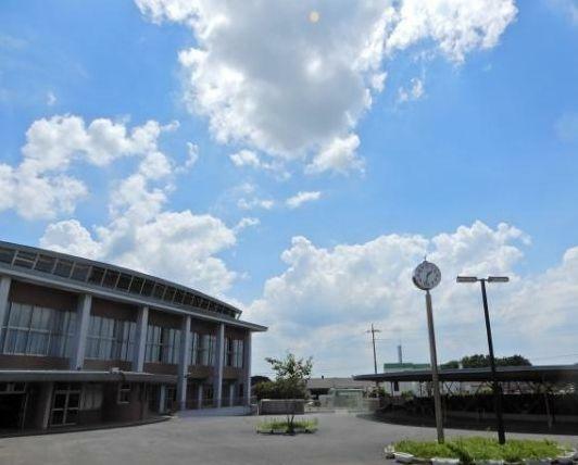 中学校 筑西市立関城中学校