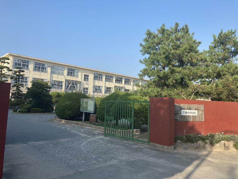 中学校 福岡市立和白中学校