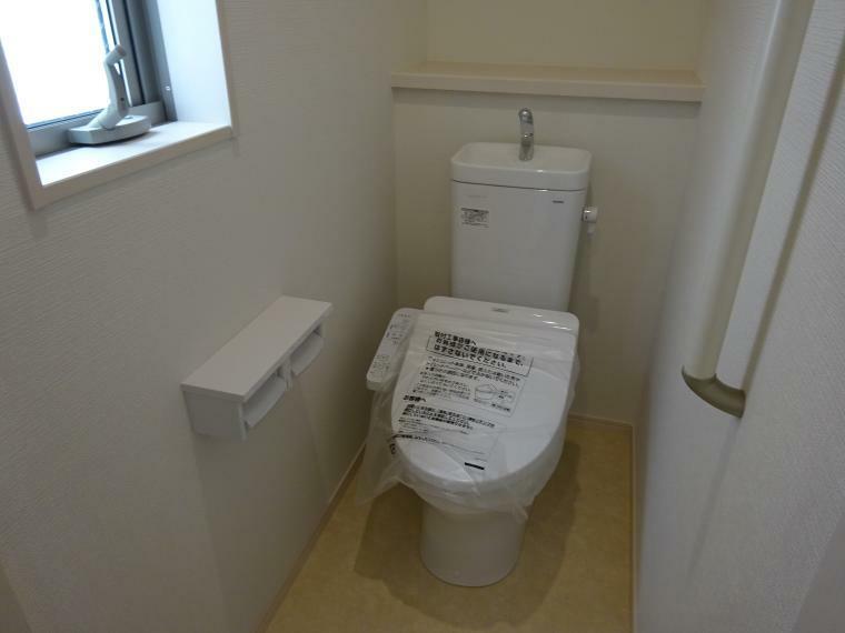 トイレ トイレが2カ所にあります