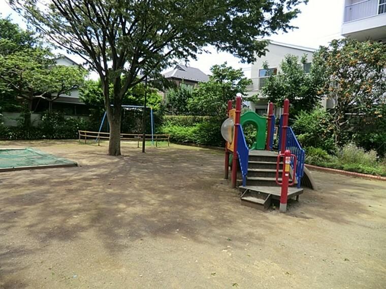公園 道灌橋公園