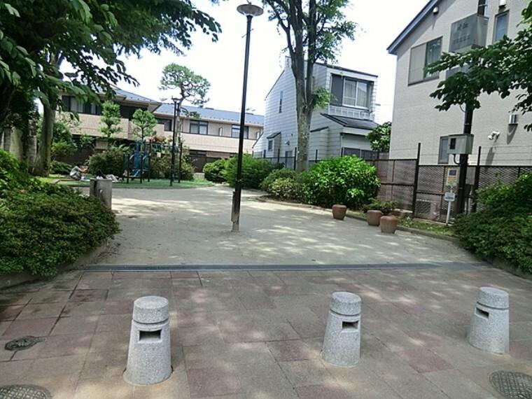 公園 今川児童遊園