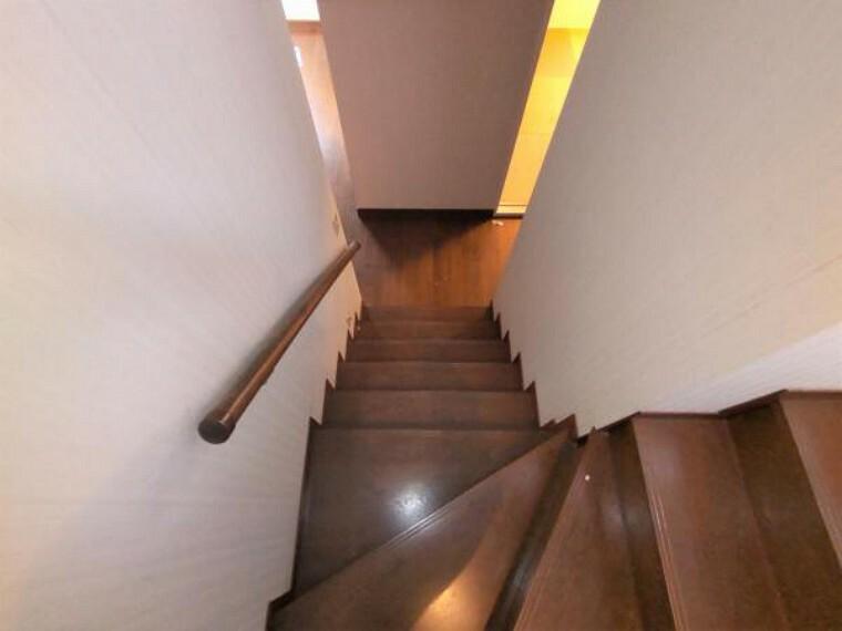 【現況】階段写真になります。