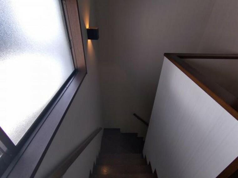 【現況】階段別角度からの写真になります。