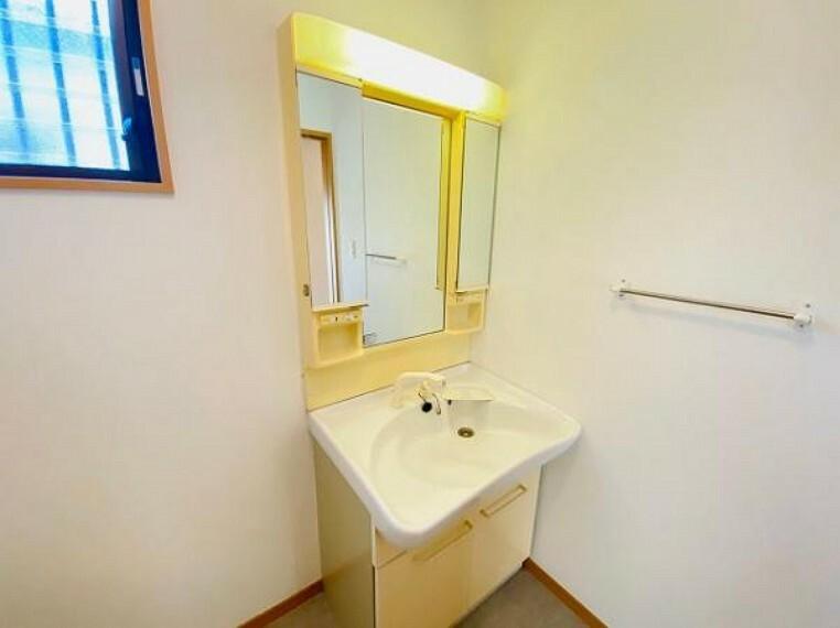 洗面化粧台 お客様にあった住宅ローンをご提案させていただきます