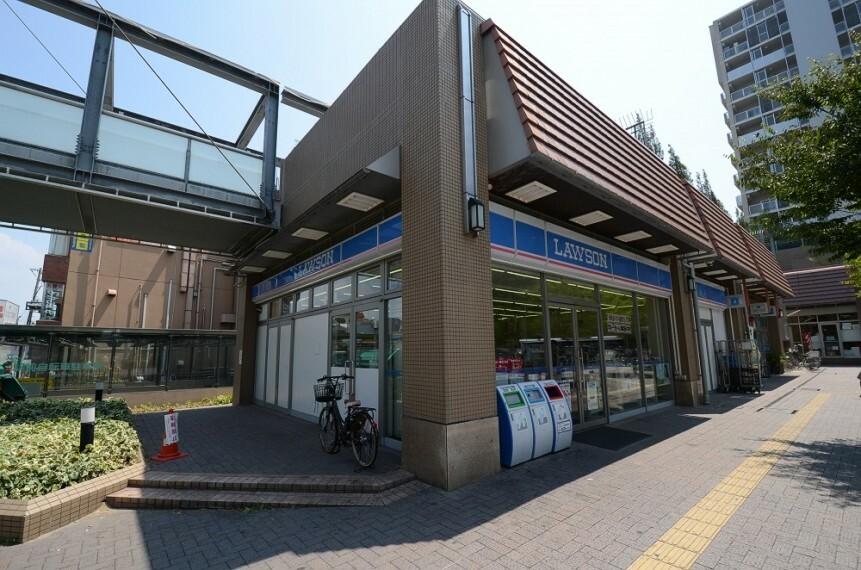 コンビニ 【コンビニエンスストア】ローソン阪急仁川駅前店まで1073m
