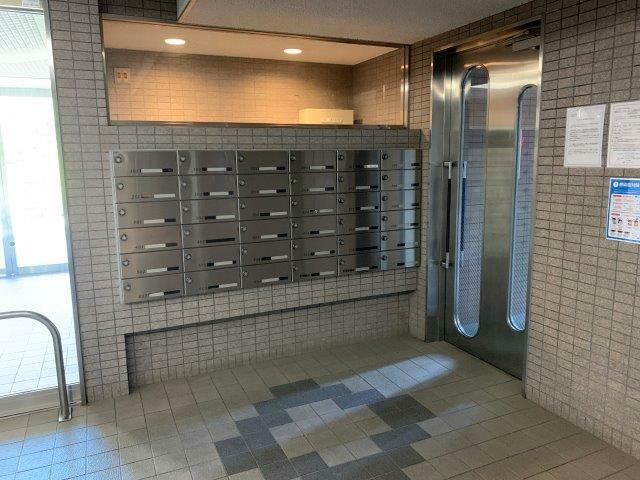 郵便受け 2021/9/10 写真撮影 メールBOX