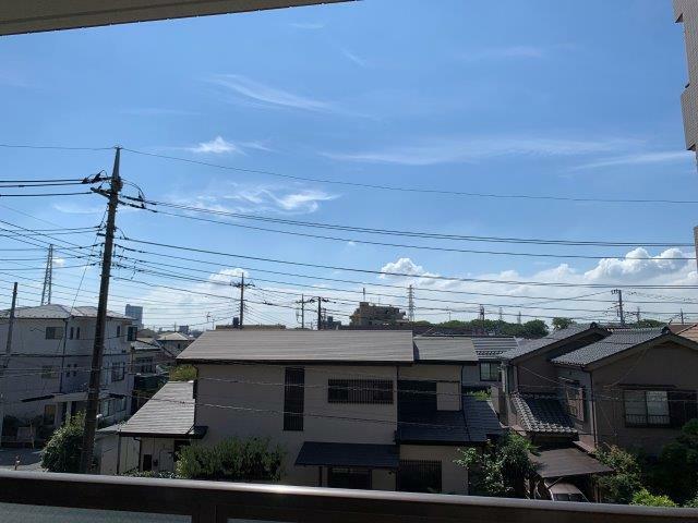 眺望 2021/9/10 写真撮影