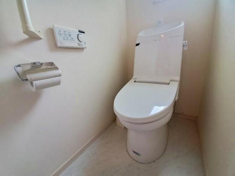トイレ ウォシュレット完備のトイレスペース