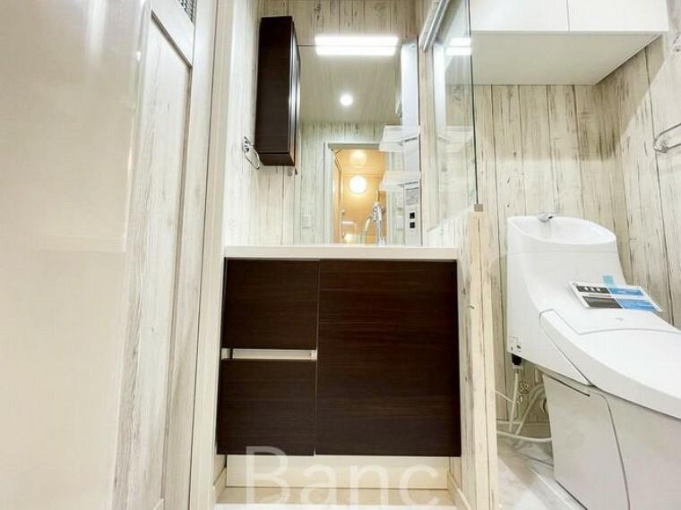 洗面化粧台 使いやすい洗面化粧台です。