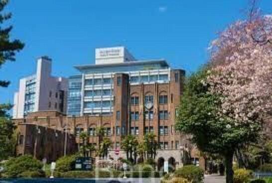 病院 東京大学医科学研究所附属病院 徒歩25分。
