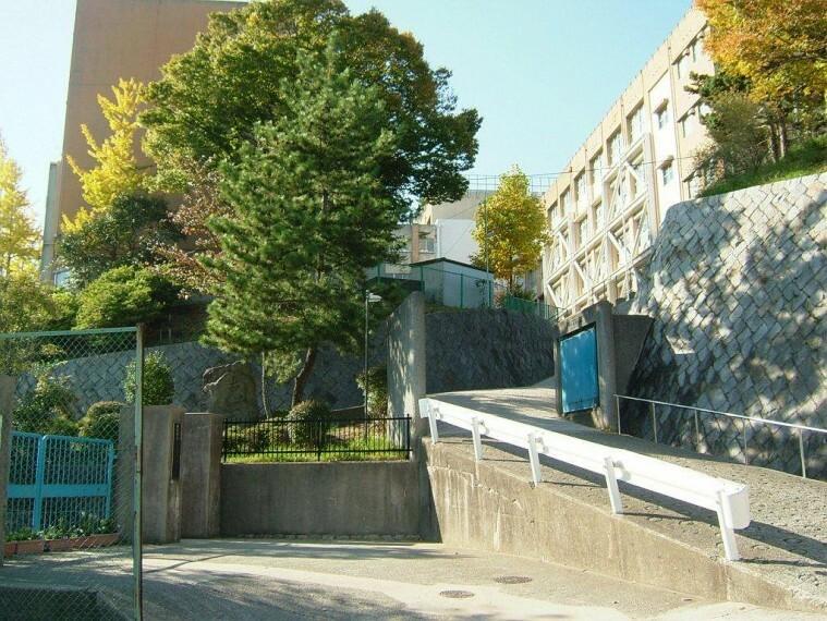 中学校 【中学校】西宮市立苦楽園中学校まで912m