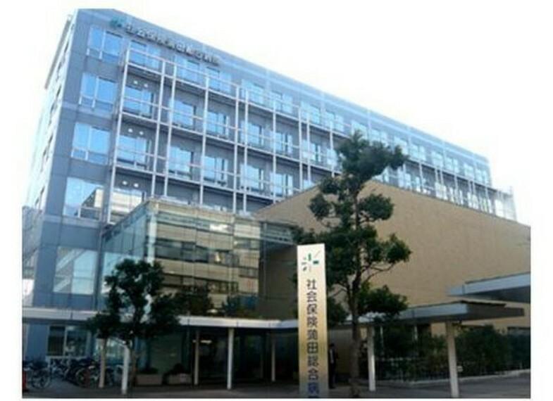 病院 独立行政法人地域医療機能推進機構東京蒲田医療センターまで1248m 良質で安全な看護。