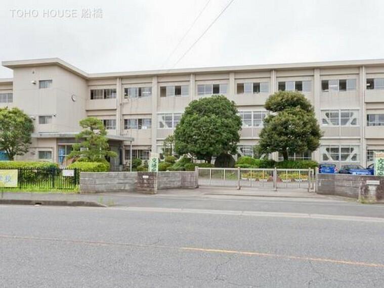 千葉市立生浜東小学校 距離600m