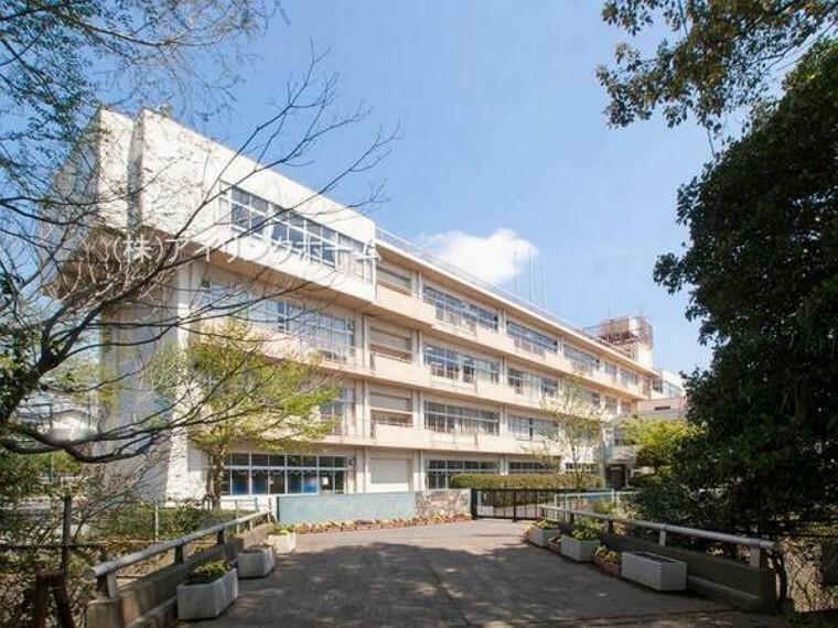 中学校 八千代市立八千代台西中学校