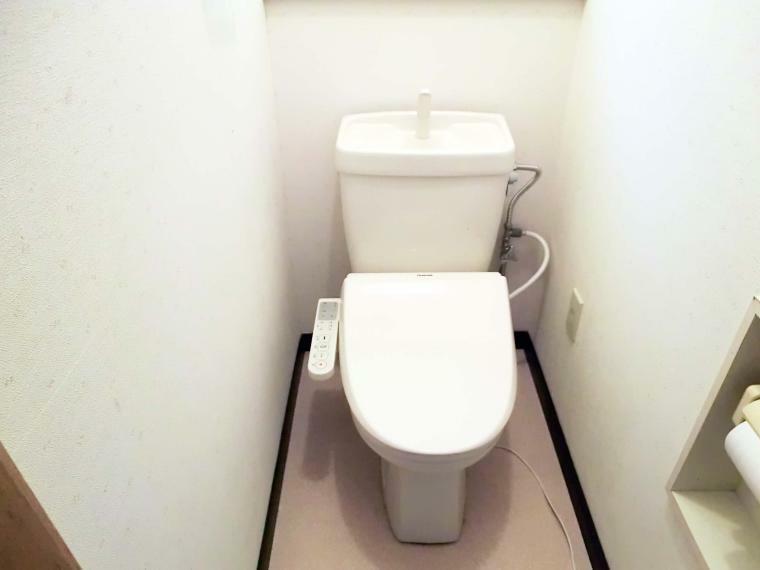 トイレ 1階トイレ 室内(2021年8月)撮影