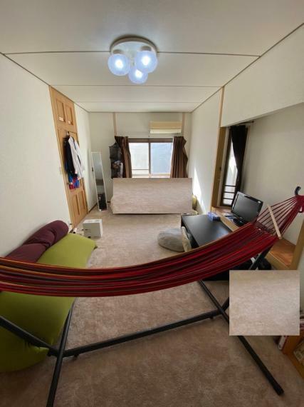 寝室 2階